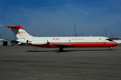XA-UZJ (Aeronaves T.S.M.) (Steelhead 2010) Tags: aeronavestsm mcdonnelldouglas douglas dc9 dc930f yhm cargo xareg xauzj