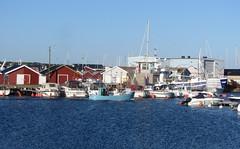 hönö klåva (helena.e) Tags: helenae hönöklåva älsa husbil rv motorhome water vatten boat båt