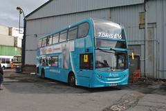 Arriva North West 4600 SL64JFG (Alan Sansbury) Tags: arrivamerseyside