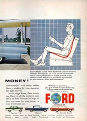 1959 World Wide Ford The Space Man Page 2 International Advertisement (Darren Marlow) Tags: