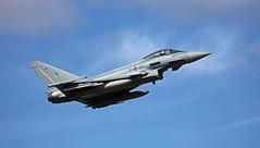 Hans up! (crusader752) Tags: german luftwaffe taktischesluftwaffengeschwader tlg74 eurofighter2000 3110 bodø norway ace19 nato