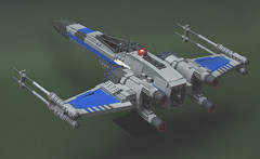 T-70 v2 (2) (atlas_er) Tags: star wars x wing xwing t70 t 70 starfighter episode 7 vii force awakens lego moc ship spaceship sequel trilogy new starwars fighter poe dameron last jedi dqar battle space 8 viii blue squadron