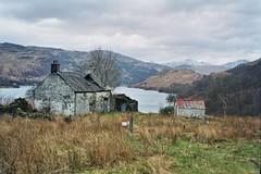 West Highland Way, April 2018 (edwardsholly) Tags: westhighlandway scotland highlands film 35mm olympustrip olympustrip35 olympus