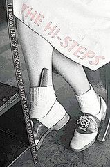 The Hi-Steps (BOPST) Tags: bopst design graphicdesign photoshop poster gigposter booking shoes vintage vintageadvertising rva 2013 school