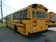 St. Patrick School 6 ex-M.S.D. Wayne Township 59 (cincinnatinkybuses) Tags: 2000 thomas mvp er