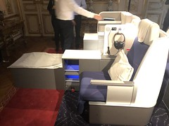 Business Class Brussels Airlines (Travel Guys) Tags: brusselsairlines
