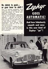 1959 Ford Zephyr-Six Mark II Sedan Aussie Advertsement (Darren Marlow) Tags: 1 5 8 9 19 58 1958 f ford z zephyr s six sedan m mark i ii c car cool collectible collectors classic a automobile v vehicle e english england b britain british 50s