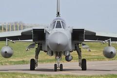 (scobie56) Tags: panavia tornado gr4 xv 15 squadron aim sure raf royal air force lossiemouth lossie moray scotland