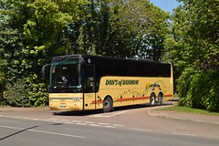 DN12DON Dunmow 14/05/19 (MCW1987) Tags: dons great dunmow dn12 don van hool t9 alizee bodied volvo b13rt dn12don