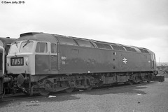 1861 (Hoover 29) Tags: diesel type4 class47 pretopsnumber 1861 gatesheadmpd gateshead england