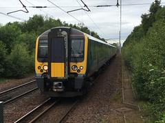Transpennine Express Class 350 (350408) - Shieldmuir (saulokanerailwayphotography) Tags: class350 transpennineexpress 350408