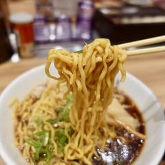 清乃ブラック Seino black ramen ¥900 (Takashi H) Tags: ramen noodles food japan osaka namba nambaramenichiza 日本 大阪 難波 なんば ラーメン ラーメン一座