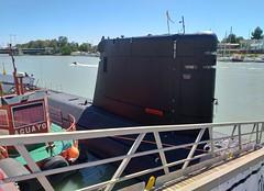 SUBMARINO S-74 TRAMONTANA (SPANISH NAVY) (DAGM4) Tags: difas2019 españa sevilla andalucía spain espanha europa europe military espana militar espagne spanien espagna espainia espanya submarino 2019 armadaespañola spanishnavy tramontana ríoguadalquivir s74 laarmada armadaespanhola armadaespagnole submarinos74tramontana
