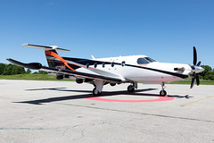 N726NG (✈ Greg Rendell) Tags: 2017 n726ng pilatuspc1247e private aircraft airplane aviation brandywineairport flight gregrendellcom koqn n99 oqn pa pennsylvania spotting westchester westchesterairport