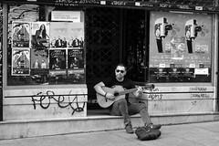 Música na rúa, en Vigo (carlosdeteis.foto) Tags: carlosdeteis galiza galicia blackandwhite blancoynegro brancoenegro