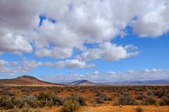 Flinders Ranges (Marian Pollock) Tags: flindersranges australia southaustralia landscape clouds arid scrub colourful sunny