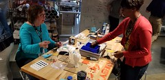 Inspired to Build Signs for the Makerspace Rooms (JimTiffinJr) Tags: workshop makered fuse19 fuse mvifi provocations maker