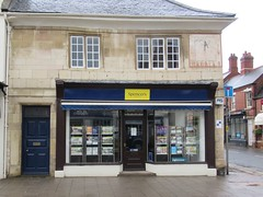 Spencers Estate Agents Oakham Rutland Closed Down (@oakhamuk) Tags: spencers estateagents oakham rutland closeddown