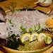 鯛 sashimi sea bream ¥2380