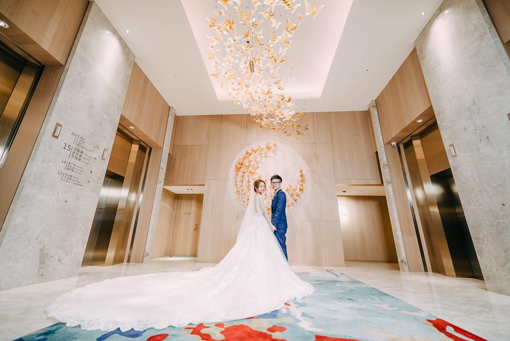 婚攝大嘴-格萊天漾大飯店婚禮攝影 (138)