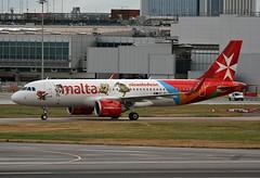 9H-NEO (ianossy) Tags: airbus a320251n a20n airmalta 9hneo egll lhr heathrow
