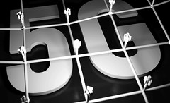 5G Netzwerk - sw - zoom (Christoph Scholz) Tags: 5g internet der dinge things 4g speed latenz ausbau telekom www frequenzen auktion online mobilfunk handy echtzeit strahlen belastung autonomes fahren smart home digitalisierung