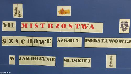 VII Szachowe Mistrzostwa SP Jaworzyna Śląska-11