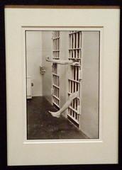 Model Prison, New Jersey (1975) by Henri Cartier-Bresson (michael_s_pictures) Tags: modelprison prison newjersey cartierbresson