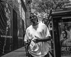 Market Street, 2018 (Alan Barr) Tags: philadelphia 2018 marketstreet marketstreeteast marketeast eastmarketstreet street sp streetphotography streetphoto blackandwhite bw blackwhite mono monochrome candid city people panasonic gx85