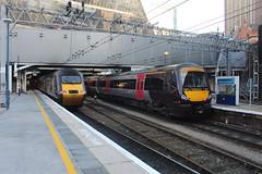 170117 43303 (matty10120) Tags: class railway rail train travel birmingham new street 170 hst high speed intercity 125