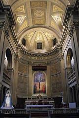 Rom, Via di Monserrato, Santa Maria di Monserrato, Apsis (HEN-Magonza) Tags: rom roma rome italien italy italia viadimonserrato santamariadimonserrato rioneregola