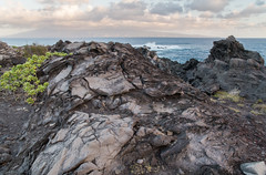 greater than the sum of its parts (Austin Westervelt) Tags: hawaii maui landscape seascape outdoors outside nature beautiful island sea ocean water waves motion sunlight light sunrise rocks rocky shore coast coastline clouds sky