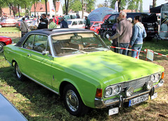 26M Coupé (Schwanzus_Longus) Tags: bruchhausen vilsen german germany old classic vintage car vehicle coupe coupé ford taunus 26m