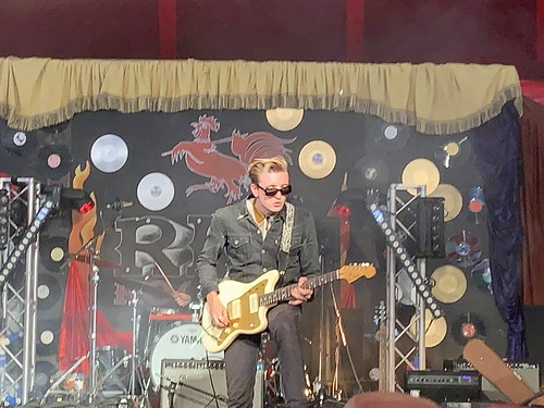 Howlin' Jaws at Red Rooster 2019
