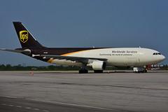 N122UP (UPS) (Steelhead 2010) Tags: unitedparcelservice yhm cargo ups airbus a300 a300600f nreg n122up