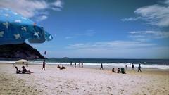 ficaria pra sempre.... (lucia yunes) Tags: leme riodejaneiro praia mar descanso leveza sea seascape beach beauty autumn mobilephotography mobilephoto motoz3play luciayunes outono