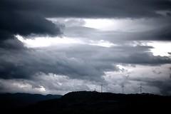 Wind and Sky (somazeon) Tags: tottori windmill panasonic lumix gm5 35100mm f28 sky cloud