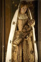 Rom, Via Giulia, Chiesa dello Spirito Santo dei Napoletani, Madonna (HEN-Magonza) Tags: rom roma rome italien italy italia viagiulia chiesadellospiritosantodeinapoletani madonna virginmary rioneregola