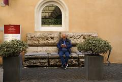 Rom, Via Giulia, I Sofà di Giulia (the sofas of Giulia) (HEN-Magonza) Tags: rom roma rome italien italy italia viagiulia sofadigiulia rioneregola