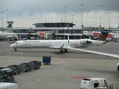 Bombardier CRJ-900LR  -  D-ACNR  -  Lufthansa (cessna152towser) Tags: lufthansa amsterdam schiphol bombardier crj900