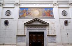 Rom, Via Giulia, Chiesa dello Spirito Santo dei Napoletani (HEN-Magonza) Tags: rom roma rome italien italy italia viagiulia chiesadellospiritosantodeinapoletani rioneregola