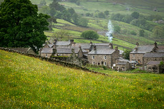 Thwaite in the rain, Yorkshire Dales (Bob Radlinski) Tags: england europe greatbritain northyorkshire richmondshire thwaite uk yorkshiredales yorkshiredalesnationalpark travel sny01006