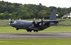 MC130 89-0282 (TF102A) Tags: aviation aircraft airplane prestwick prestwickairport c130 mc130 usaf usairforce 0282 890282 hercules