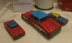 Tin-plate cars (andreboeni) Tags: classic car tin tinplate model models miniature toy auto automobile voiture