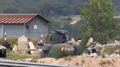 SA330 Puma Camp Des Garrigues 240519 (kitmasterbloke) Tags: sa330 puma helicopter wreck military armeedeterre france garrigues nimes training