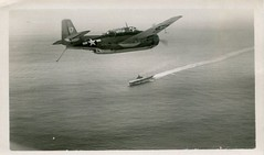 WWII 165.B3.F10.7a (State Archives of North Carolina) Tags: guyocox usnavy aviation aircraft airplane torpedobomber navalaviation grumman grummantbfavenger grummantbf tbf tbfavenger grummanavenger wright wrightr2600twincyclone wrighttwincyclone wrightr2600 r2600 twincyclone tailhook