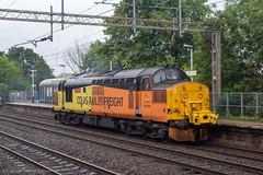 Colas Rail Freight 37219 (Mike McNiven) Tags: colasrailfreight colasrail colas levenshulme derby trafford traffordpark loco locomotive diesel