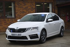 Unmarked Driver Training (S11 AUN) Tags: leicestershire leics police skoda octavia vrs anpr unmarked traffic car advanced driver training drivingschool pursuit trainer rpu roads policing unit 999 emergency vehicle