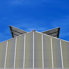 On Wings (YIP2) Tags: abstract minimal lines simple detail minimalism surface line wall graphical pattern graphic facade accidental urban details architecture less linea geometry design square stripes carre construction repetition urbandetail