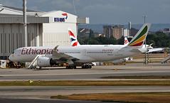 ET-AUC (ianossy) Tags: airbus a350941 a359 etauc ethiopianairlines lhr egll